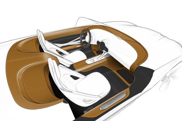 MINI Superleggera Vision. Sketches. (05/2014)