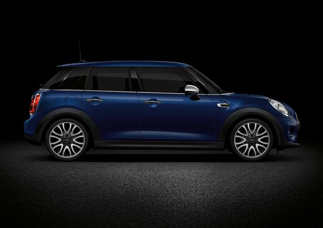 MINI Yours – for individualists with personality. (10/2014)