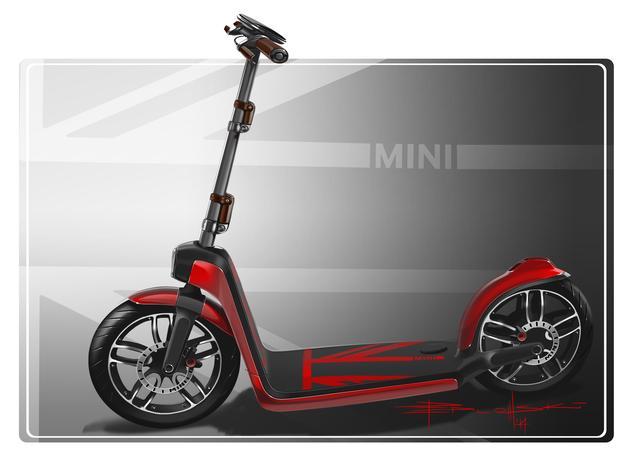 MINI Citysurfer Concept (11/2014)