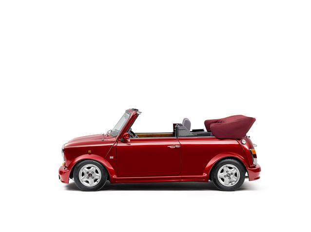 The new MINI Convertible and Its Predecessors