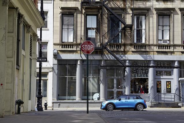 MINI Cooper Hardtop 4 Door for the US