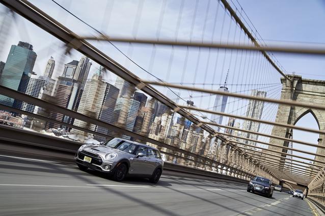 2016 MINI Cooper S Clubman ALL4