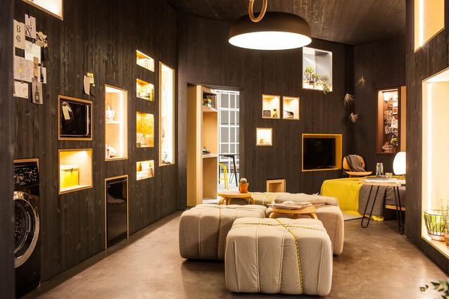 Salone del Mobile 2016. MINI LIVING, Installation (04/2016)