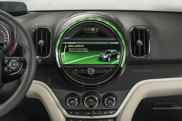 MINI Cooper S E Countryman ALL4 plug-in hybrid