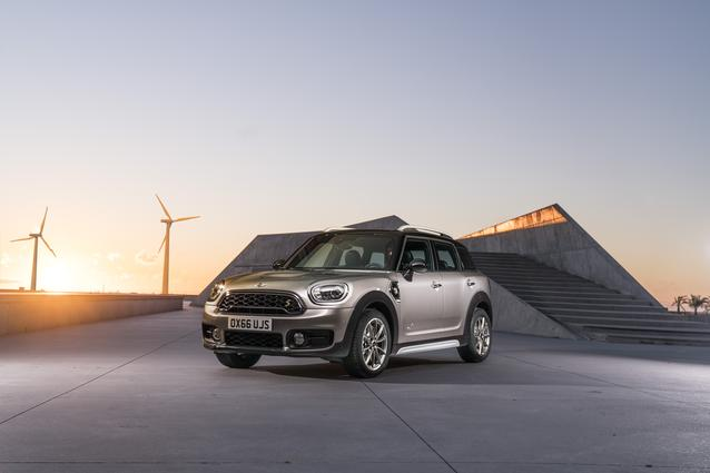 MINI Cooper S E Countryman ALL4 plug-in hybrid