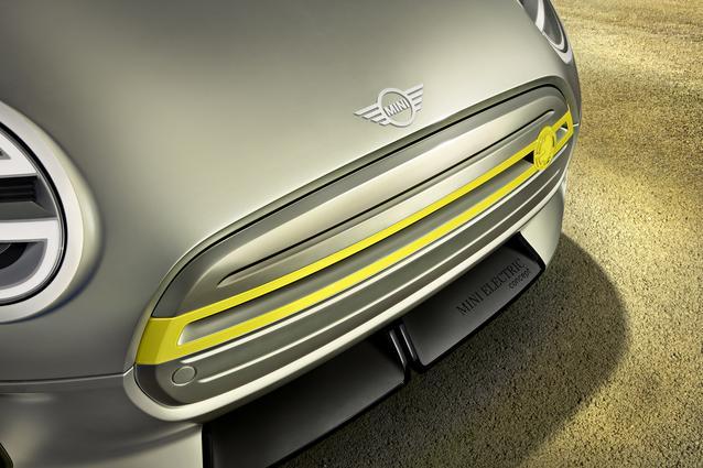 MINI Electric Concept- Images