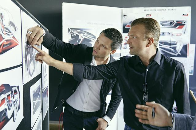 MINI John Cooper Works GP Concept- Design Process