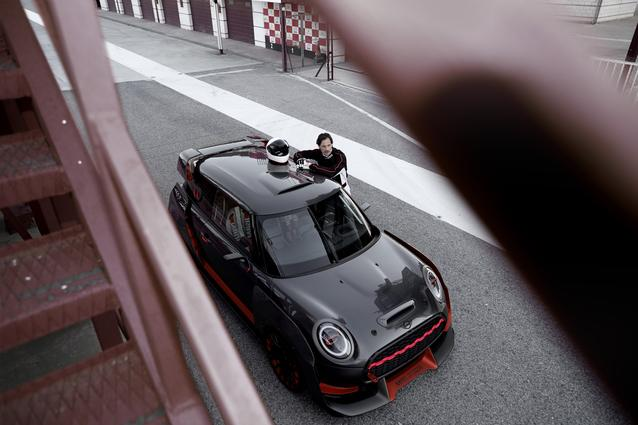 MINI John Cooper Works GP Concept- Concept Images