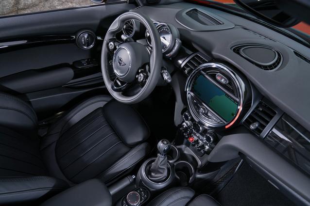 MINI Cooper S 3 door (01/2018)