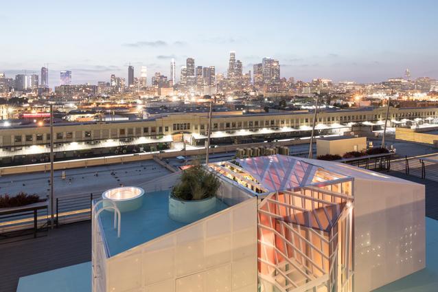 MINI LIVING Urban Cabin in Los Angeles (06/2018)