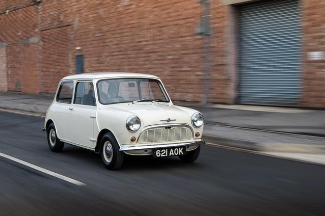 1959 Morris Mini-Minor. (01/2019)