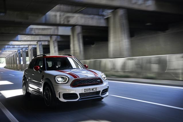 The new MINI John Cooper Works Countryman (5/2019)