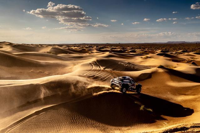 MINI 2019 Dakar Media Guides