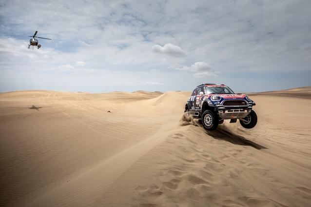 Dakar Rally 2019 – Stage 02, Pisco - San Juan de Marcona