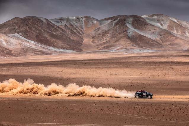 2019 Dakar, Stage 4, Yazeed Al Rajhi (KSA), Timo Gottschalk (DEU) - MINI John Cooper Works Rally - X-raid MINI John Cooper Works Rally Team, #314 - 10.01.2019