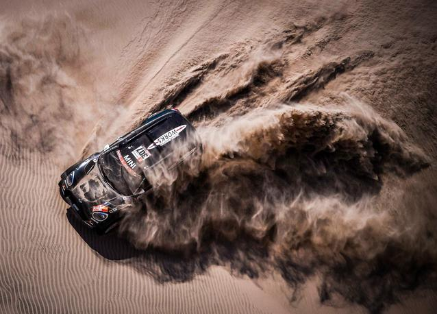 2019 Dakar, Stage 6, Nani Roma (ESP), Alex Haro ESP) - MINI John Cooper Works Rally - X-raid MINI John Cooper Works Rally Team, #307 - 13-01-2019