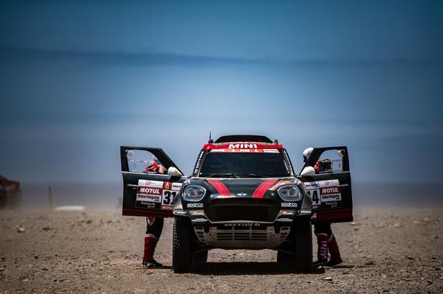 2019 Dakar, Stage 6, Yazeed Al Rajhi (KSA), Timo Gottschalk (DEU) - MINI John Cooper Works Rally - X-raid MINI John Cooper Works Rally Team, #314 - 13.01.2019