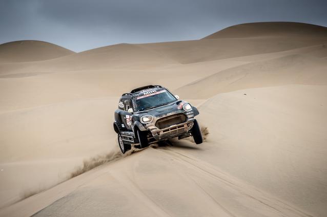 2019 Dakar, Stage 8, Nani Roma (ESP), Alex Haro ESP) - MINI John Cooper Works Rally - X-raid MINI John Cooper Works Rally Team, #307 - 15-01-2019