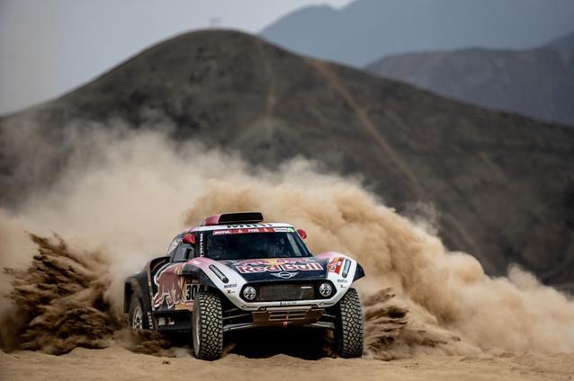 2019 Dakar, shakedown, Stephane Peterhansel (FRA) , David Castera (FRA) - MINI John Cooper Works Buggy - X-raid MINI John Cooper Works Team, #304 - 04.01.2019