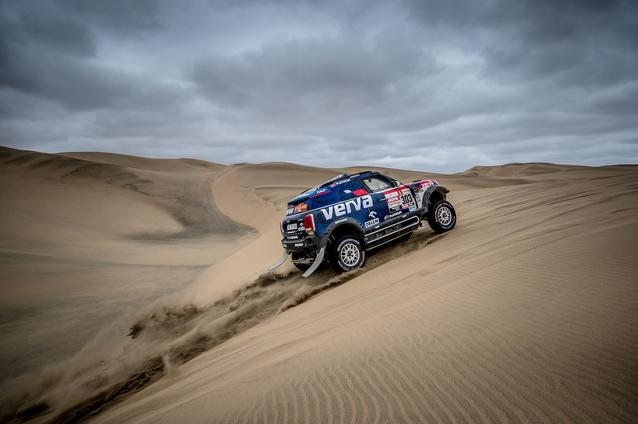 2019 Dakar, Stage 8, Jakub Przygonski (POL), Tom Colsoul (BEL) - MINI John Cooper Works Rally - Orlen X-raid Team, #303 - 15.01.2019