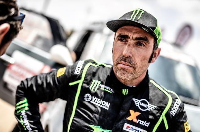 2019 Dakar, Stage 9, Nani Roma (ESP) - MINI John Cooper Works Rally - X-raid MINI John Cooper Works Rally Team, #307 - 16-01-2019