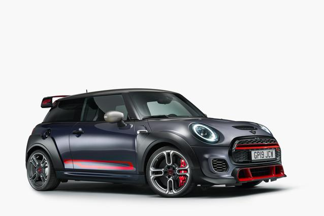 Exterior Wide Shots, 2021 MINI John Cooper Works GP
