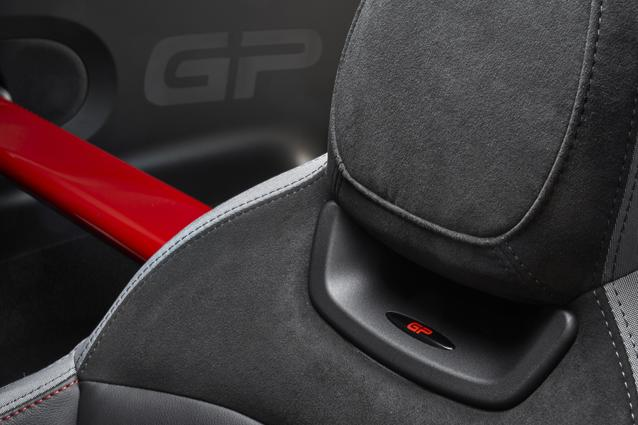 Interior Shots, 2021 MINI John Cooper Works GP