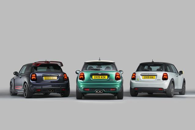 GP Family, 2021 MINI John Cooper Works GP