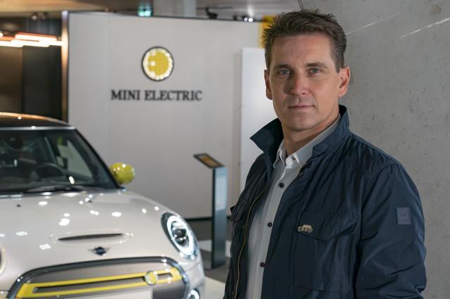 Bernd Koerber, Head of MINI. (10/2020)