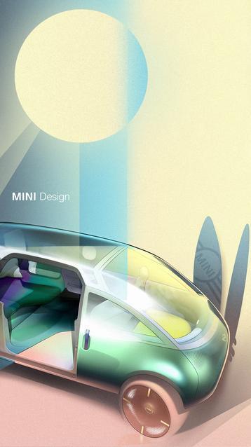 MINI Vision Urbanaut – Design Sketches (11/2020)