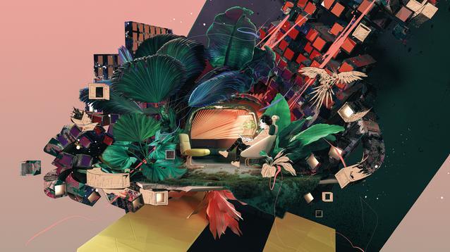 MINI Vision Urbanaut – Inspiring Artwork (11/2020)
