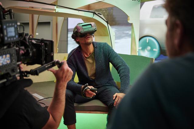 MINI Vision Urbanaut - Behind the Scenes, Making-of (11/2020).