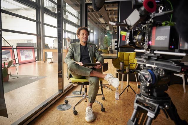 MINI Vision Urbanaut - Behind the Scenes, Sustainable Iconic Design (11/2020).
