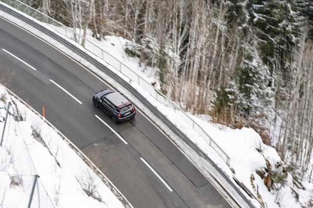 The MINI John Cooper Works GP (01/2021)<br /> MINI John Cooper Works GP (combined fuel consumption: 7.3 l/100 km, combined CO2 emissions: 167 g/km)