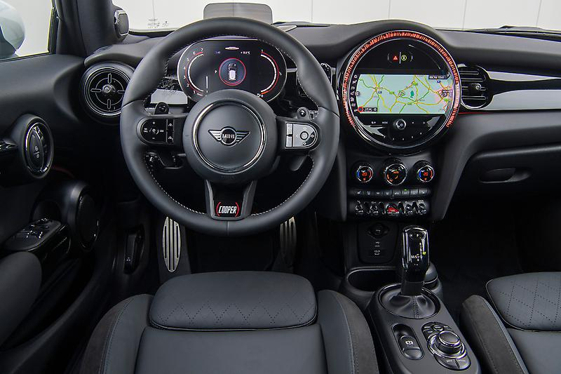 WITH TRADITIONAL SPORTING SPIRIT IN THE NAME OF JOHN COOPER: THE MINI ANNIVERSARY EDITION.