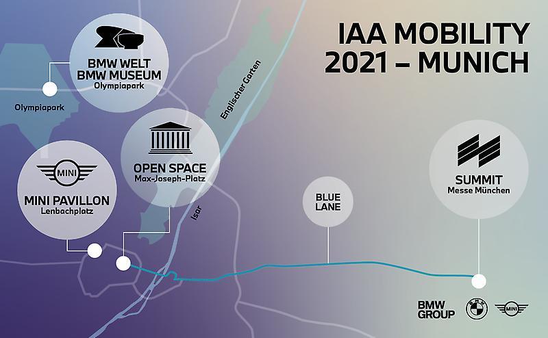 BMW Group @ IAA Mobility 2021 Munich (07/2021)
