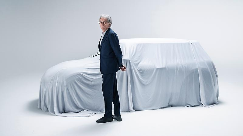 MINI STRIP and Sir Paul Smith (08/2021)<br /> <br /> The MINI Strip is a concept car only, meaning it is not in production and not for sale. Therefore, it cannot be driven on the public road and is not compliant to road regulations.