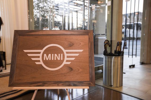 MINI Clubman Americas Press Launch