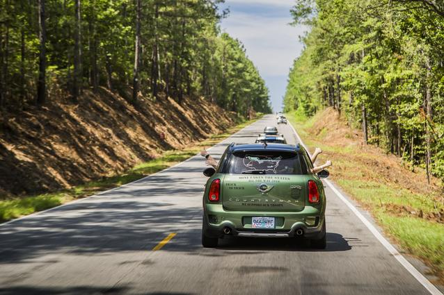 2016 MTTS Day 1: Cars - Atlanta to Charlotte