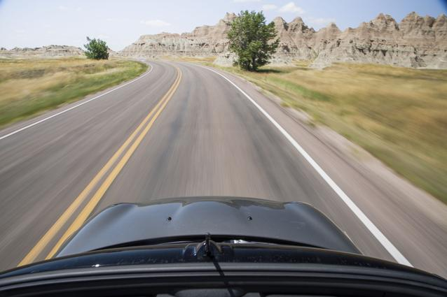 2016 MTTS Day 10: Cars - Sioux Falls to Sturgis