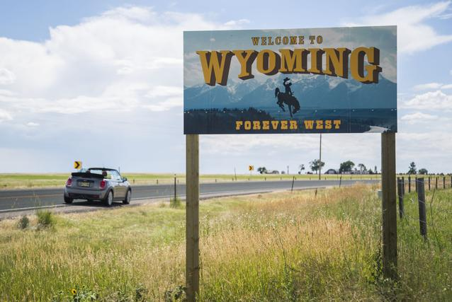2016 MTTS Day 11: Places - Sturgis to Cheyenne