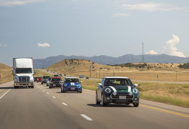 2016 MTTS- Day 13 Cars - Park City to Las Vegas