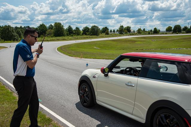 2020 MINI Driving Experience - BMW Performance Center East at Plant Spartanburg in South Carolina- East Coast