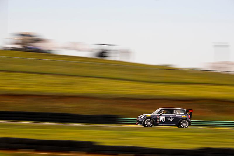 MINI John Cooper Works Team Ready to Put New Touring Car Back on Track at Virginia International Raceway<br />