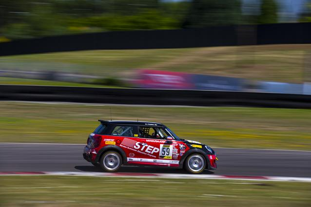 MINI JCW Team Dishes Out One-Two Punch During Portland Leg of SRO TC America Race Series (07/14)