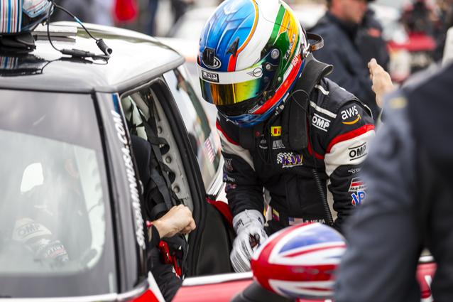 MINI John Cooper Works Team Takes Two Wins at Watkins Glen (Sunday images)