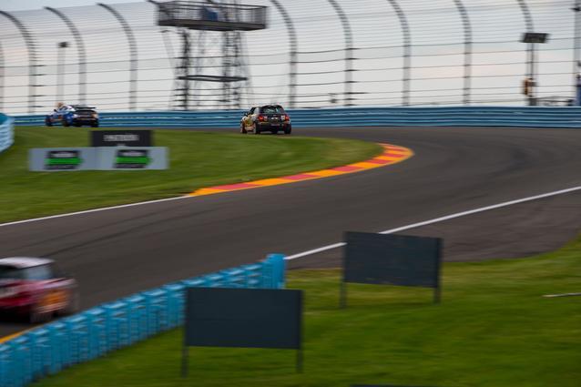 MINI JCW Team Dominates at Watkins Glen with 1 – 2 FinishPhoto Credit: Images courtesy of the MINI JCW Race Team/LAP Motorsports LLC via Halston Pitman.