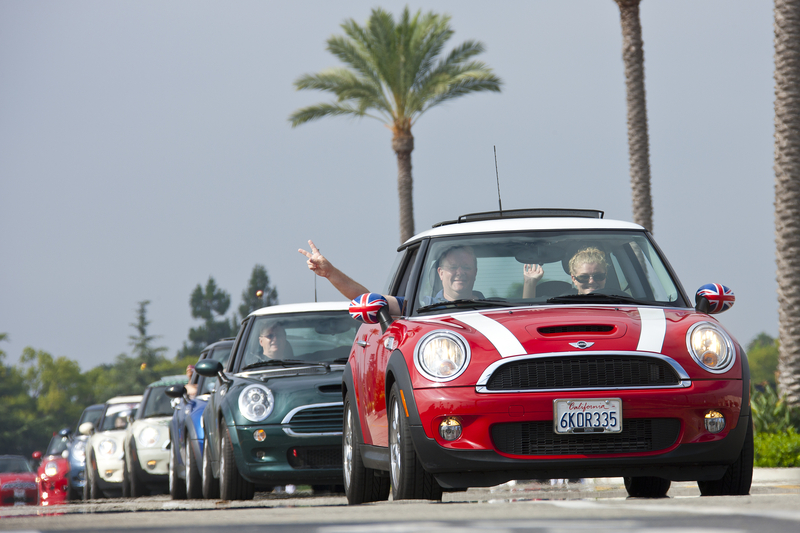 MTTS Rise and Shine Rally - Los Angeles<br />