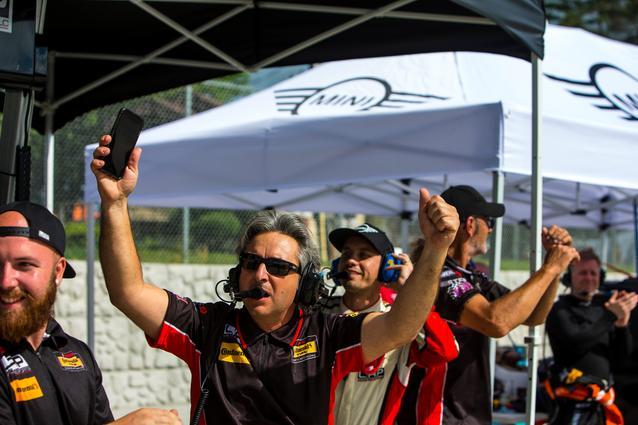 MINI JCW Team Dominates at Watkins Glen with 1 – 2 FinishPhoto Credit: Images courtesy of the MINI JCW Race Team/LAP Motorsports LLC via Halston Pitman.2017 Watkins Glen Race Saturday