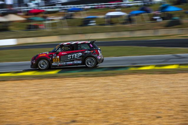MINI JCW Team Closes Out Second Full Season in the Street Tuner Class of the Continental Tire SportsCar Challenge Series